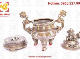 Nhận thi công dát vàng 9999 có kiểm định chất lượng bảo hành 20 năm