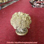 cây tiền vàng bằng đồng