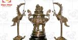 Đỉnh đồng thờ cúng – sản phẩm không thể thiếu trong bộ tam sư, ngũ sự