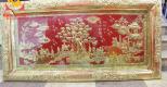 Tranh đồng mạ vàng Tâm Phát – tinh túy hồn đất Việt