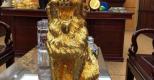 Chó đồng mạ vàng – quà tặng linh vật ý nghĩa không thể thiếu trong dịp Tết Mậu Tuất