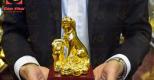 Chó đồng mạ vàng – món quà đón xuân mới an khang thịnh vượng