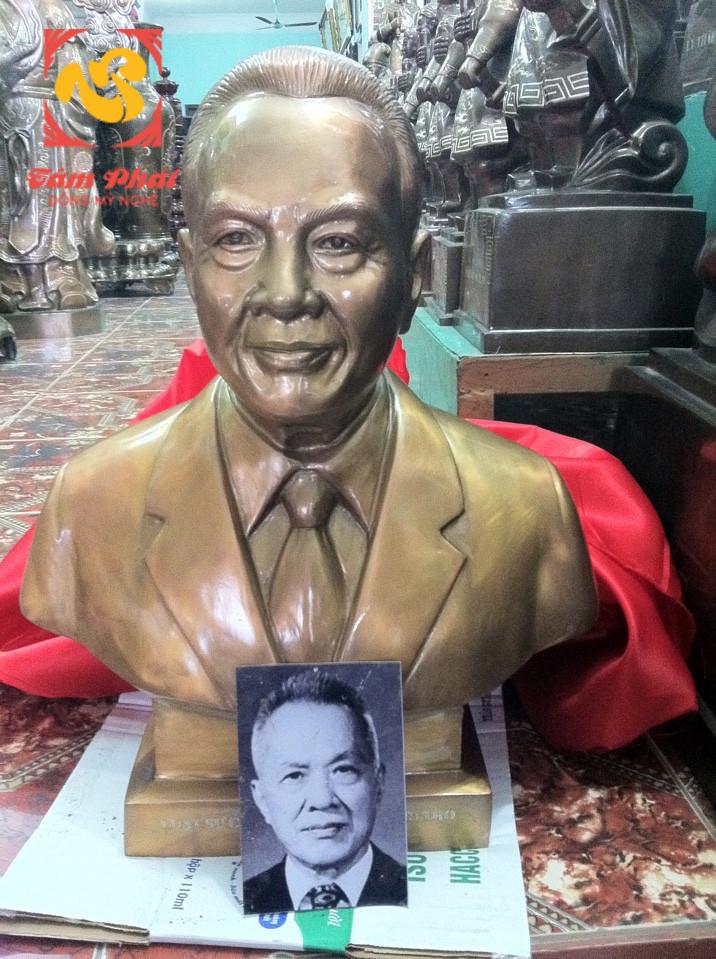 Nghề đúc tượng chân dung, tượng truyền thần nổi tiếng tại Nam Định
