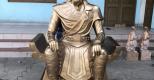 Tượng Lạc Long Quân – Âu Cơ: món quà ý nghĩa nhân ngày giỗ tổ Hùng Vương
