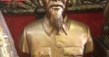 Đúc tượng Bác Hồ kỉ niệm 128 năm sinh nhật Bác – Đồng mỹ nghệ Tâm Phát