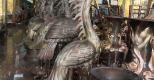 Ý nghĩa hạc đồng trong văn hóa tâm linh của người Việt