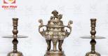 Giá bộ đồ thờ bằng đồng đỏ phụ thuộc vào những yếu tố nào?