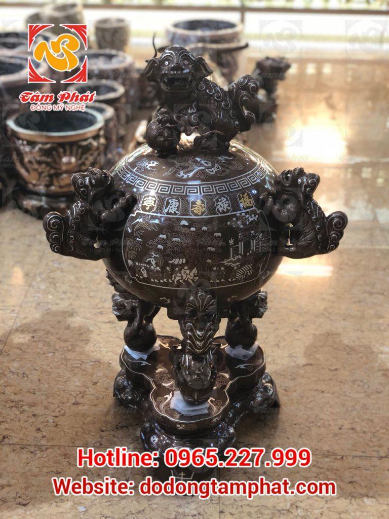 Con nghê mang nhiều giá trị trong văn hóa Việt