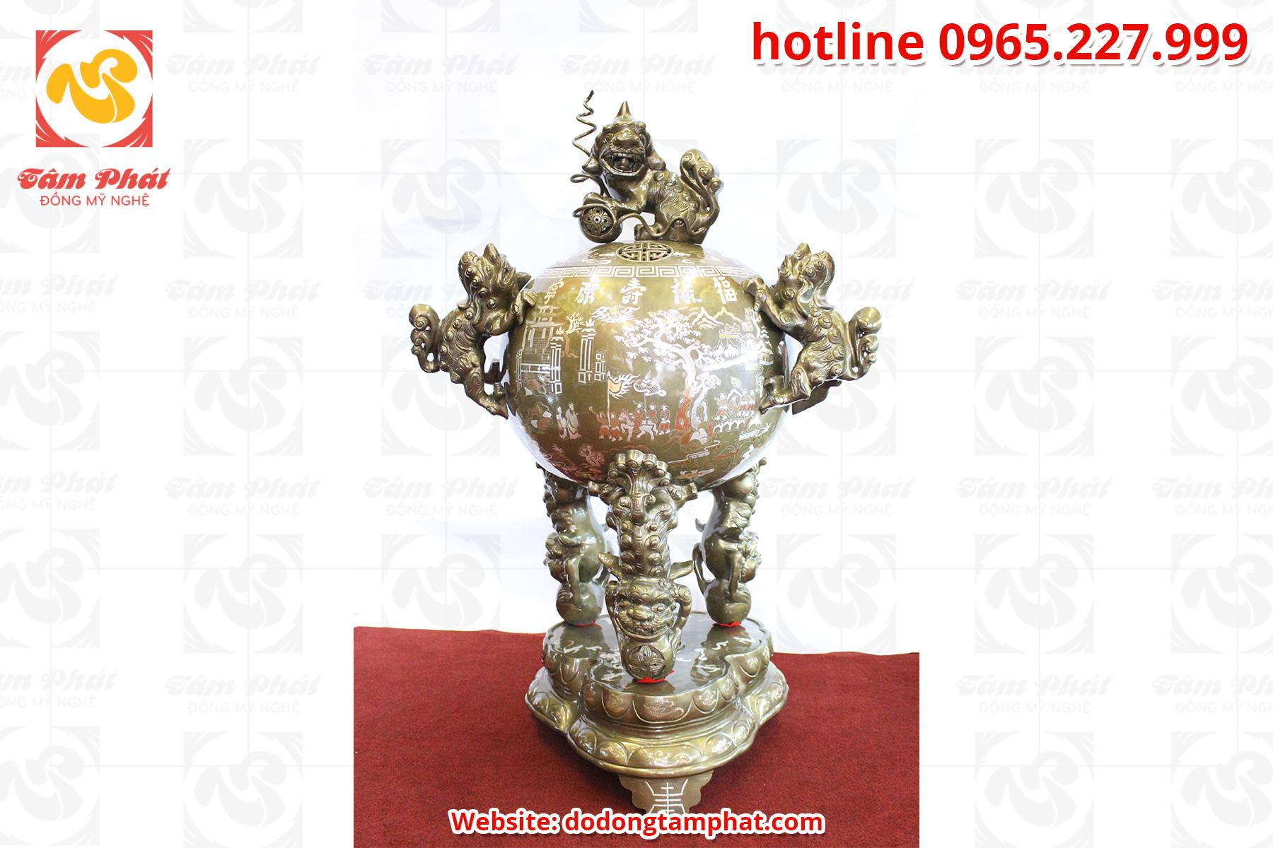Đỉnh quả bóng trong văn hóa thờ cúng Việt