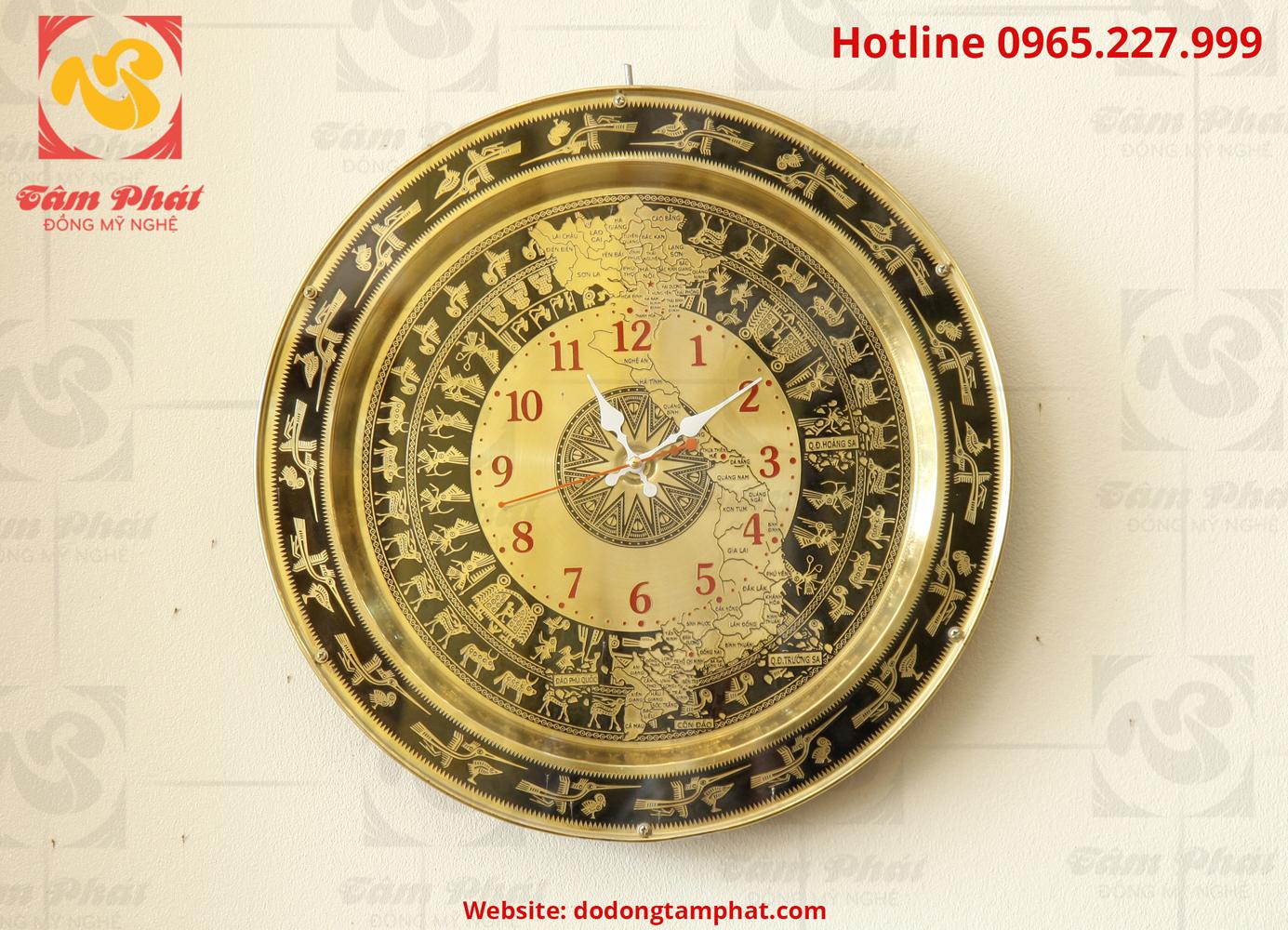 Địa chỉ bán đồ lưu niệm bằng đồng tại Hà Nội uy tín, chất lượng