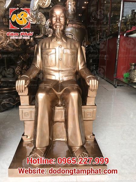 mua tượng đồng Bác Hồ ở đâu Hà Nội