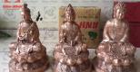 Mua tượng Phật bằng đồng ở đâu đẹp tinh xảo, uy tín?