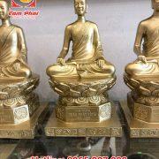 Tượng Phật Hoàng Trần Nhân Tông cao 25cm – vị Vua kiệt xuất của lịch sử dân tộc