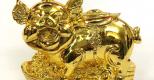 Tượng heo bằng đồng và những ý nghĩa trong phong thủy