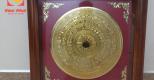 Tranh mặt trống đồng – Sản phẩm mỹ nghệ trưng bày sang trọng