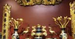Tìm hiểu nguồn gốc của những bức hoành phi câu đối trong văn hóa tâm linh của người Việt