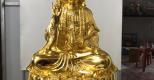 Tượng đồng Quan Thế Âm Bồ Tát – tinh tế, linh thiêng tại Tâm Phát