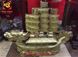 Thuyền rồng bằng đồng