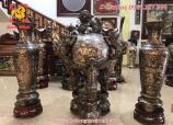 Đỉnh quả bóng thất lân vờn cầu – Tinh hoa văn hóa của người Việt