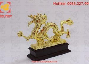 Tượng đồng mạ vàng Tâm Phát được đánh giá cao về chất lượng