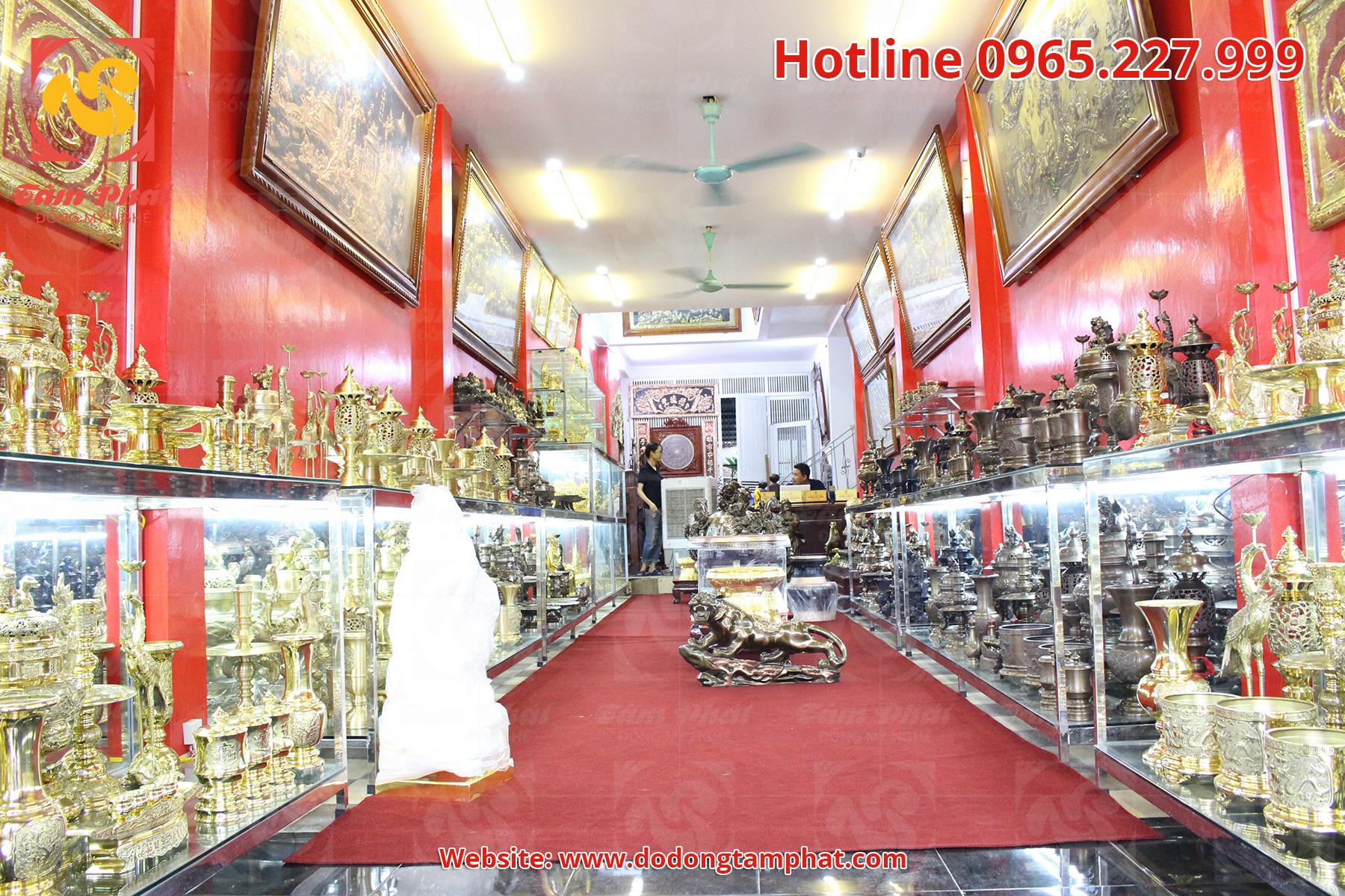 Khai trương Showroom thứ 6 tại 1125 Giải Phóng, Hà Nội