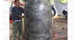 Lễ đúc đại hồng chung cho chùa Phổ Nghiêm – Nghi Lộc – Nghệ An ngày 1/9/2018