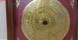 Ý nghĩa và cách treo tranh mặt trống đồng cho đúng phong thủy