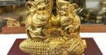 Những mẫu chuột vàng phong thủy ấn tượng, ý nghĩa cho năm Canh Tý 2020